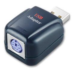 AP1400 (UA270) USB to PS/2 Adapter